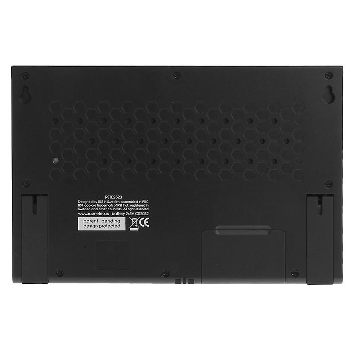 RST02523погодная станция Анимационная погодная станция RST 02523 имеет большой ЖК-дисплей...