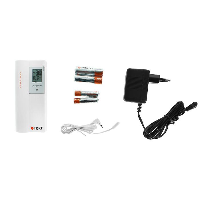 RST32705проекционная погодная станция Многофункциональная погодная станция RST32705 измеряет температуру...