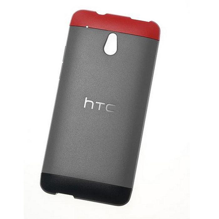 HTC HC C850 жесткий чехол для HTC One mini21085Прочный чехол HTC HC C850 из поликарбоната выполнен с использованием нескользящего покрытия. Надежно, элегантно и стильно сохранит Ваш смартфон HTC One mini в первозданном виде. Чехол легко собирается и разбирается. Вся конструкция выполнена с безупречной точностью и качеством подгонки деталей и сидит на смартфоне как влитая, передавая рукам ощущение первозданной монолитности устройства.