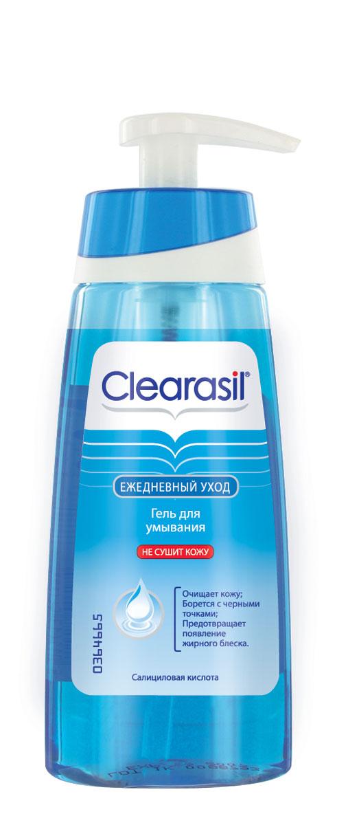 Гель для умывания Clearasil Stayclear, 150 мл7533203Гель для умывания Clearasil Stayclear разработан специально для ежедневного очищения лица. Формула продукта основана на комбинации мягких активных веществ, поэтому гель деликатно очищает кожу, эффективно предотвращая появление прыщей. Данное средство не содержит жиров, что позволяет коже выглядеть не только чистой, но и свежей.Не сушит кожу.Активный компонент: Салициловая кислота 2% -эффективный ингредиент в борьбе за чистоту кожи. Она проникает глубоко в поры и способствует отшелушиванию омертвевших клеток кожи, а также помогает снять воспаление и покраснение. Характеристики: Объем: 150 мл. Производитель: Франция. Товар сертифицирован.