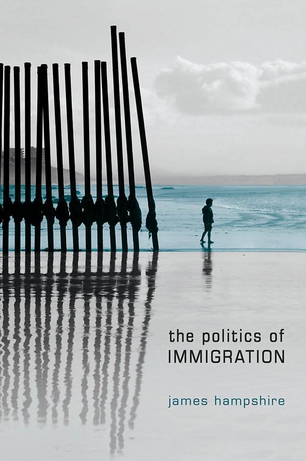 The Politics of Immigration reforming the politics of sensibility