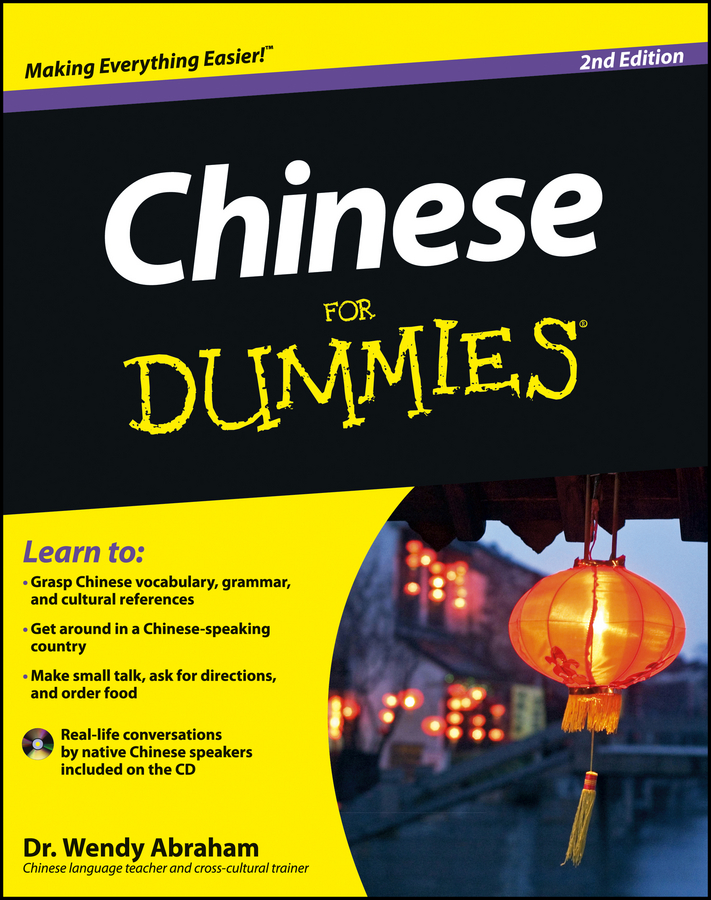 Chinese For Dummies landlord s legal kit for dummies
