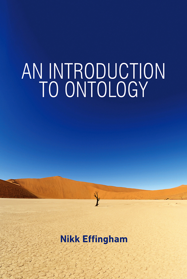 An Introduction to Ontology an introduction to environmental pollution