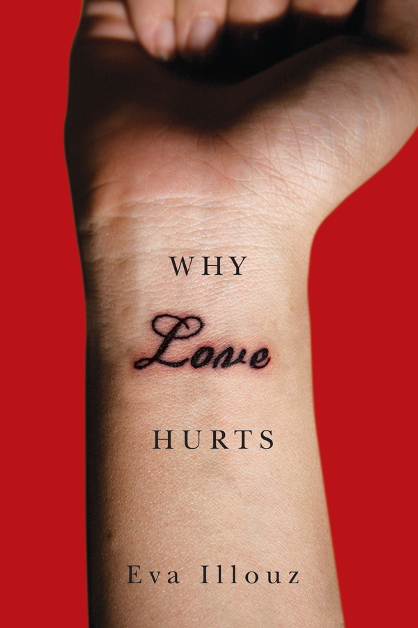 Why Love Hurts hurts hurts exile