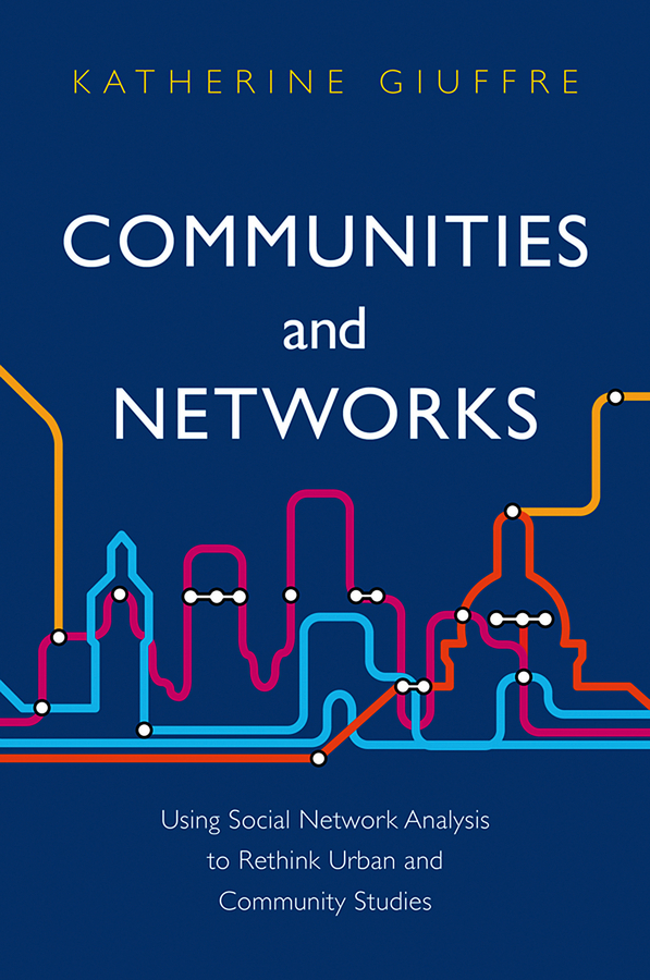 Communities and Networks: Using Social Network Analysis to Rethink Urban and Community Studies developing networks in obesity using text mining