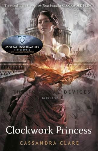 Clockwork Princess the mortal instruments book 6 city of heavenly fire
