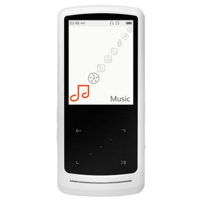 Cowon iAudio 9+ 32GB, White mp3-плеер15116477MP3-плеер Cowon iAudio 9+ является обновлённой версией модели iAudio 9 с увеличенной максимальной памятью и пакетом звуковых эффектов JetEffect 5.0, включающим 44 пресета и 4 пользовательских настройки. Устройство оснащено большим дисплеем, на который можно выводить видео, графику и текст, а также мощным звуком, диктофоном, динамиком изменённой формы и FM-тюнером.Плеер выполнен в форм-факторе мобильного телефона, он имеет панель сенсорного управления и лёгкий тонкий корпус. При этом одного заряда аккумулятора хватает на довольно длительное время. Cowon iAudio 9+ может похвастаться традиционно долгим временем воспроизведения: видео – до 7 часов, аудио – до 29 часов непрерывного прослушиванияiAudio 9+ оснащён системой обработки звука BBE+, являющейся технологией нового поколения плееров COWON. Предусмотрена поддержка аудиоформатов без потери качества FLAC и APE. iAudio 9+ выпускается в трёх вариантах: с объемом памяти 8, 16 и 32 ГБ.