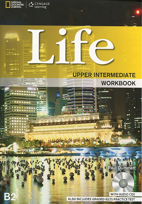 Life: Upper Intermediate: Workbook (+ 2 CD) driven to distraction