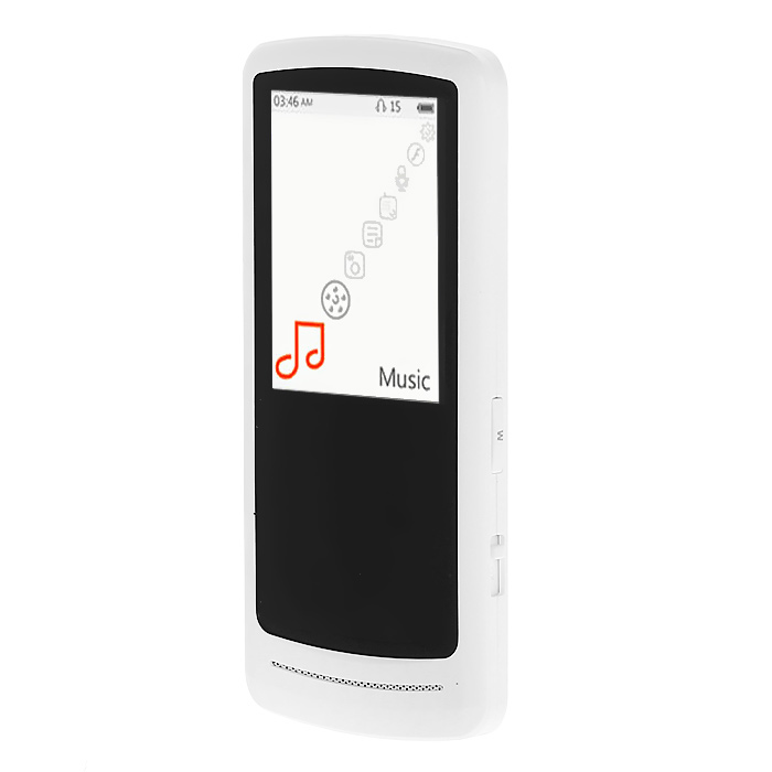 Cowon iAudio 9+ 16GB, White mp3-плеер
