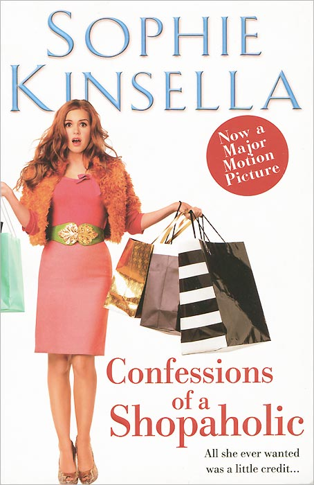 Confessions of a Shopaholic happy talk – confessions of a tv journalist