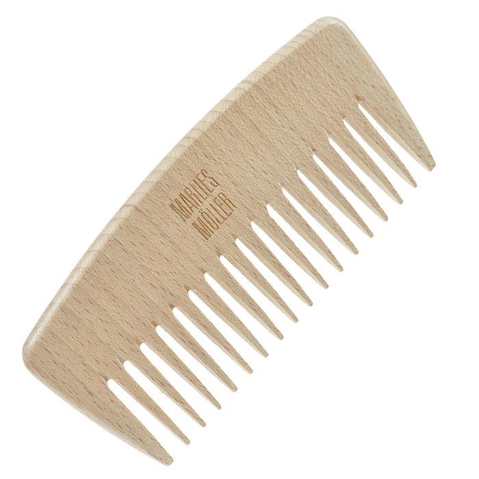 Marlies Moller Гребень Brushes для вьющихся волос25767MMsГребень Brushes идеально разделяет пряди, помогает быстро освежить укладку вьющихся волос. Гребень выполнен из дерева. Характеристики:Материал: дерево. Размер гребня: 14 см х 6,5 см х 0,7 см. Артикул: 25767MMs. Производитель: Швейцария. Товар сертифицирован.