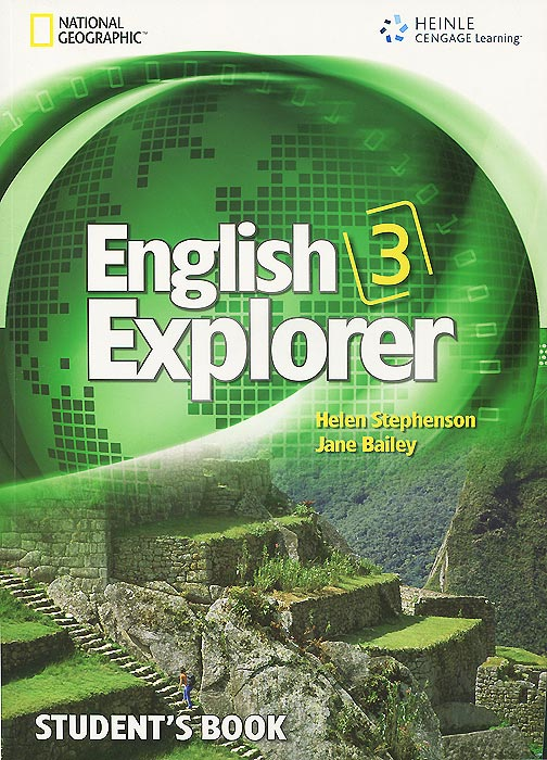 English Explorer 3: Student's Book (+ CD-ROM) hot spot level 3 teacher s book cd rom