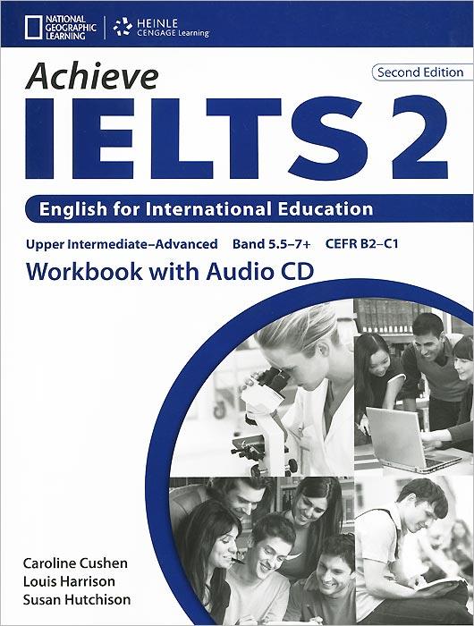 Achieve Ielts 2: Workbook (+ CD) mission ielts 2 academic student s book