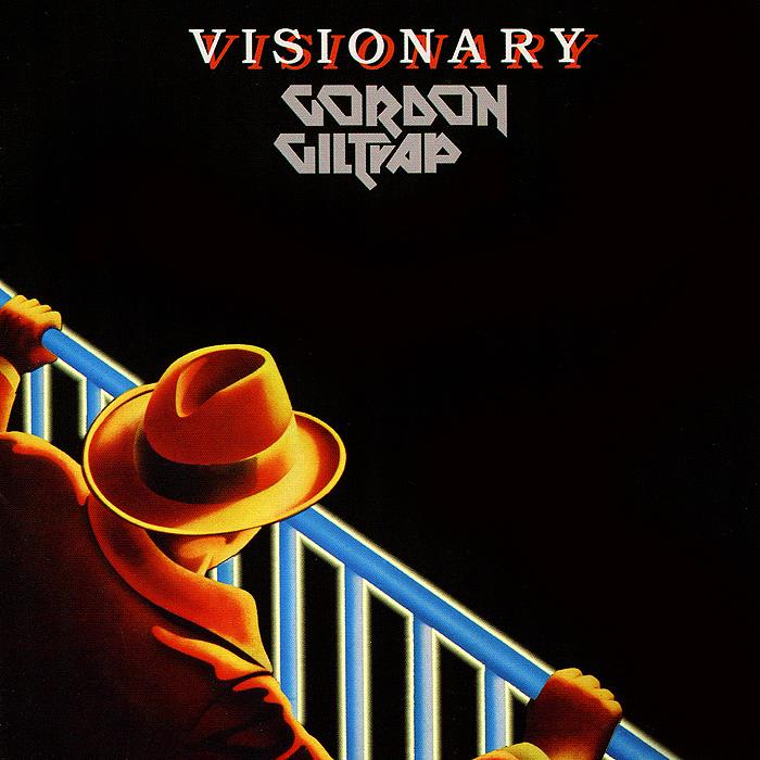 Гордон Гилтреп Gordon Giltrap. Visionary laser head esoteric p0