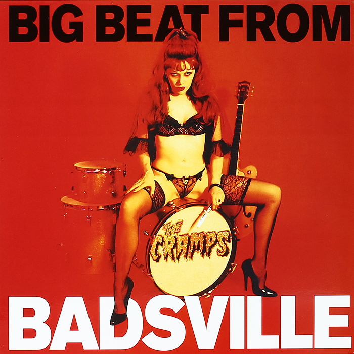 The Cramps The Cramps. Big Beat From Badsville (LP) kenneth fisher beat the crowd