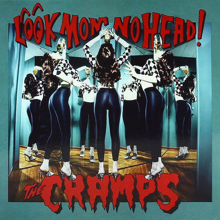The Cramps The Cramps. Look Mom No Head! (LP) kenneth fisher beat the crowd