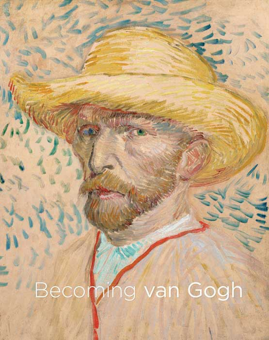 Becoming van Gogh настенные часы vincent van gogh fd8635