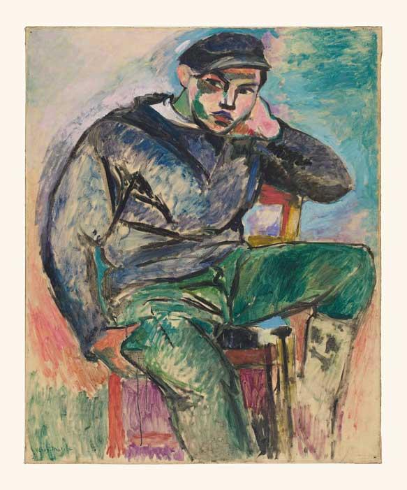Matisse meet the artist henri matisse