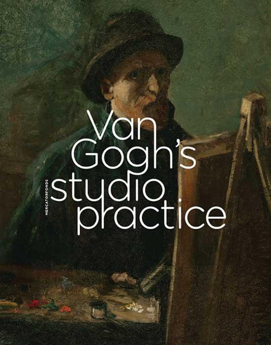Van Gogh's Studio Practice ernst jan van prooye the netherlands 2028