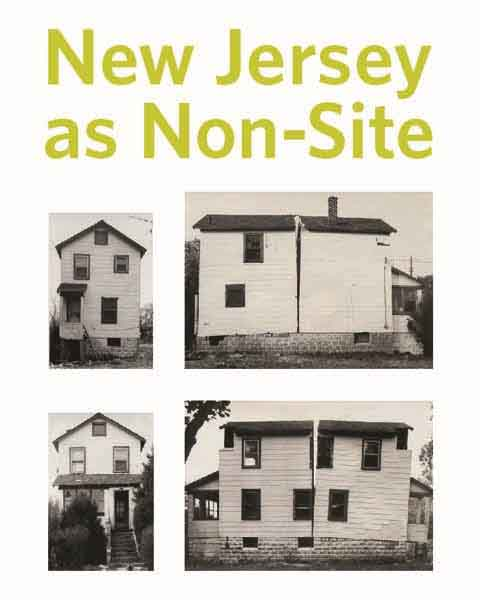 New Jersey as Non-Site cliffsnotestm on more s utopia