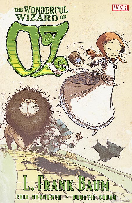 The Wonderful Wizar of Oz how to be a young writer