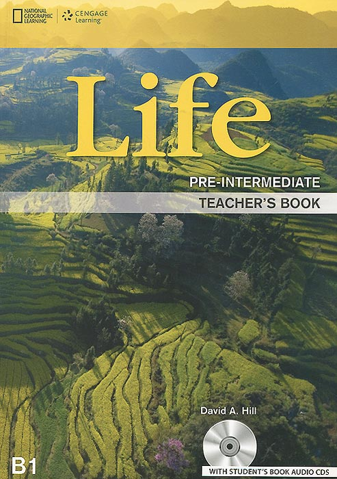Life Pre-intermediate Teacher's Book (+ 2 CD) cd halestorm into the wild life