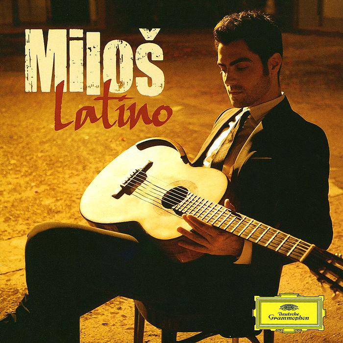 Milos Karadaglic. Latino