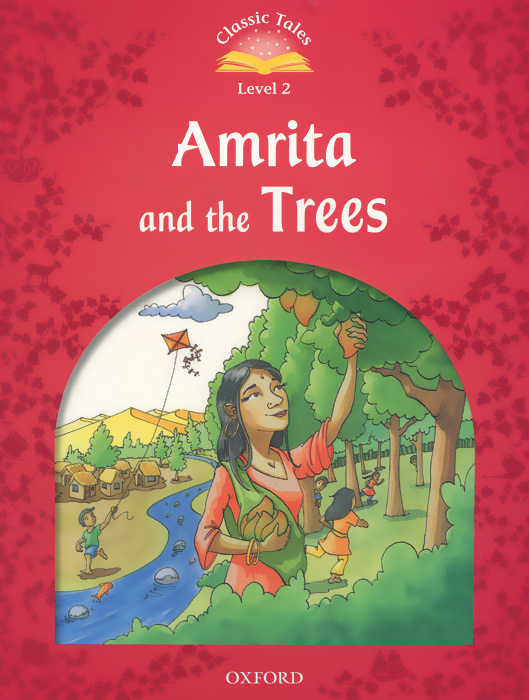 Amrita and the Trees: Level 2 (+ CD-ROM) the trees trees the garden of jane delawney lp