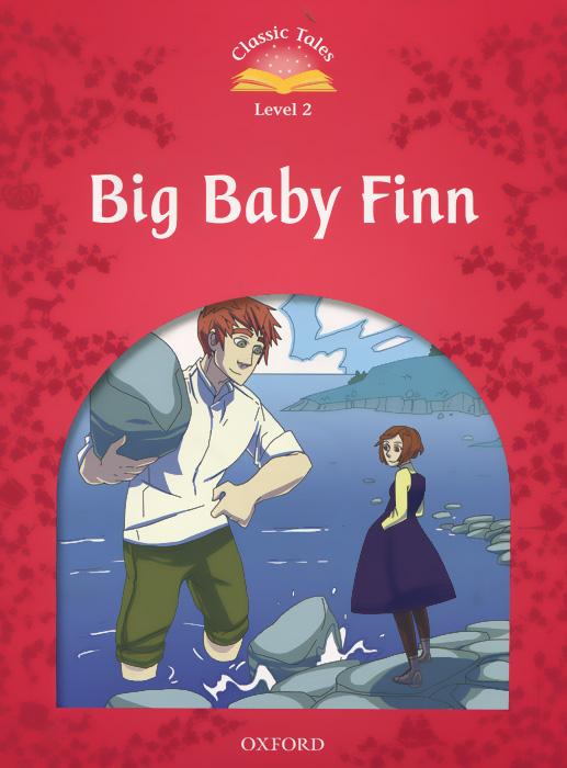 Big Baby Finn: Level 2 (+ CD-ROM) little books big shoes sb with cd rom