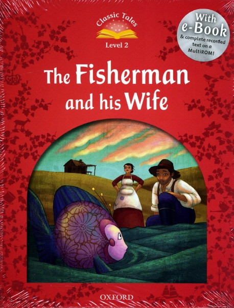 Classic tales LEVEL 2 FISHERMAN & HIS WIFE PACK 2Ed эхолот jj connect fisherman wireless 2