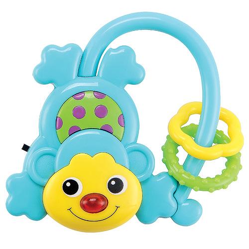 Развивающая игрушка Happy Baby Обезьянка disney baby счастливый малыш книжка игрушка