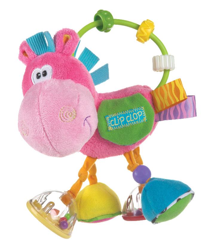 Игрушка-погремушка Playgro Ослик игрушка погремушка playgro тигр