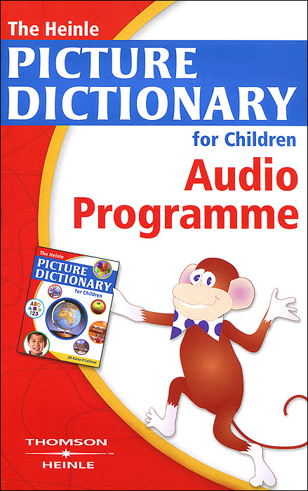 The Heinle Picture Dictionary for Children: Audio Programme (аудиокурс на 3 CD) new eli picture dictionary cd rom german