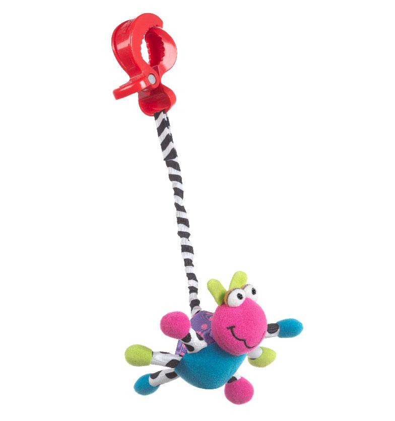 Развивающая игрушка-подвеска Playgro Божья коровка игрушки подвески playgro игрушка подвеска девочка божья коровка