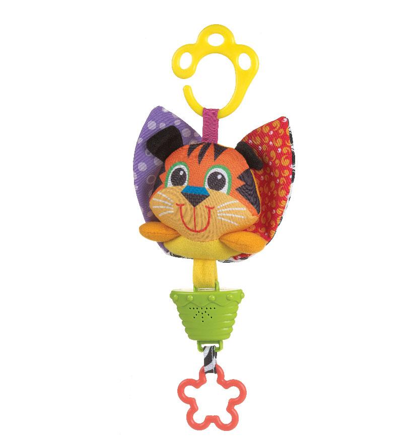 Музыкальная игрушка-подвеска Playgro Тигр  - купить со скидкой