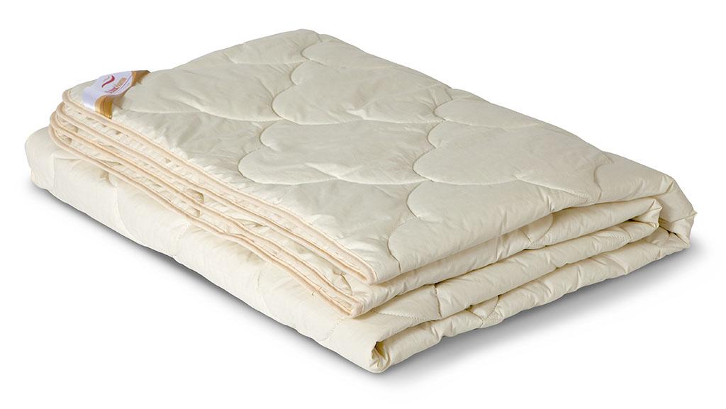 Одеяло облегченное OL-Tex Меринос, наполнитель: шерсть австралийского мериноса, цвет: сливочный, 140 см х 205 смОМТ-15-2Чехол облегченного одеяла OL-Tex Меринос выполнен из мягкого приятного на ощупь материала тик/перкаль сливочного цвета. Наполнитель - шерсть австралийского мериноса с полиэстером.Шерсть мериноса имеет множество достоинств. Мериносовая шерсть мягкая и эластичная, способна долгое время держать объем и форму, а благодаря естественному завитку отличается особой упругостью. Шерсть мериноса отличает высокая гигроскопичность, она способна впитывать до 33% влаги от своего объема, благодаря чему тело человека всегда остается в сухом тепле. В волокнах шерсти — миллионы воздушных подушечек, способствующих сохранению тепла и в холод, и в жару. Все эти качества шерсти мериноса служат залогом крепкого, здорового сна.Одеяло с шестью австралийского мериноса на любой сезон — уютное и теплое. Шерсть мериноса обладает целебными свойствами, благотворно воздействует на суставы.Одеяло упаковано в прозрачный пластиковый чехол на змейке с ручками, что является чрезвычайно удобным при переноске.Рекомендации по уходу:- стирка запрещена;- не гладить. Не применять обработку паром;- химчистка с использованием углеводорода, хлорного этилена, монофтортрихлорметана (чистка на основе перхлорэтилена);- нельзя выжимать и сушить в стиральной машине. Характеристики: Материал чехла: тик /перкаль (100% хлопок). Наполнитель: шерсть мериноса, полиэстер. Цвет: сливочный. Плотность: 200 г/м2. Размер одеяла: 140 см х 205 см. Размеры упаковки: 55 см х 45 см х 15 см. Артикул: ОМТ-15-2.