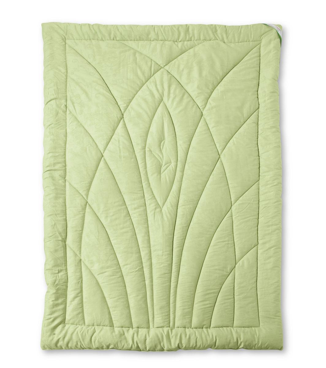 Одеяло теплое OL-Tex Эвкалипт, наполнитель: эвкалиптовое волокно, цвет: салатовый, 140 х 205 смОЭС-15-4Чехол теплого одеяла OL-Tex Эвкалипт выполнен из мягкого приятного на ощупь сатина салатового цвета. Наполнитель - волокно на основе эвкалипта с полиэстером.Эвкалипт - это дерево, которое относится к семейству миртовых. Еще в древние времена люди ценили полезные свойства эвкалипта. Его антисептические, антибактериальные и освежающие качества полностью сохранены в волокнах, используемых в наполнителях подушек и одеял коллекции Эвкалипт. Экологически чистое, натуральное волокно формирует комфортный микроклимат спального места - подушки и одеяла этой коллекции гипоаллергенны, не впитывают запахи и отторгают пыль. Изделия с наполнителем из эвкалиптовых волокон подарят вам оздоровляющий и освежающий эффект, успокаивающий сон.Великолепное одеяло с эксклюзивным простеганным рисунком и зеленым атласным кантом. Нарядное, теплое, легкое, не теряет своих свойств после многократных стирок. Наполнитель из эвкалиптового волокна регулирует влажность и теплообмен, создавая эффект свежести.Одеяло OL-Tex Эвкалипт - достойный выбор современной хозяйки!Рекомендации по уходу:- Стирка в теплой воде (температура до 30°С).- Нельзя отбеливать. При стирке не использовать средства, содержащие отбеливатели (хлор).- Сушить вертикально без отжима. - Не гладить. Не применять обработку паром.- Нельзя выжимать и сушить в стиральной машине. Характеристики: Материал чехла: сатин (100% хлопок). Наполнитель: эвкалиптовое волокно, полиэстер. Цвет: салатовый. Плотность: 300 г/м2. Размер одеяла: 140 см х 205 см. Размеры упаковки: 55 см х 45 см х 15 см. Артикул: ОЭС-15-4.