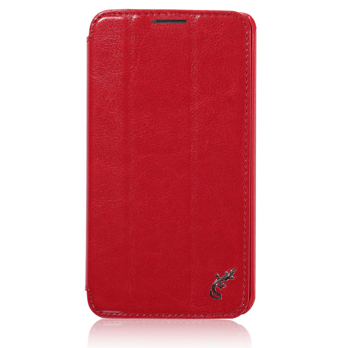 G-case Slim Premium чехол для Samsung Galaxy Note 3, Red enkay quick sand style protective plastic back case for samsung galaxy note 4 n9100 blown