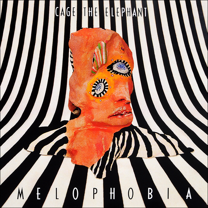 Cage The Elephant. Melophobia (LP)