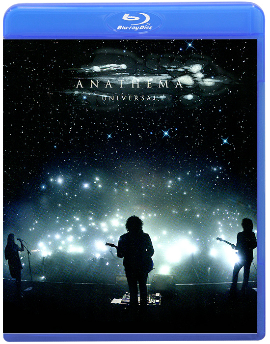 Anathema: Universal (Blu-ray) into thin air a personal account of the everest disaster