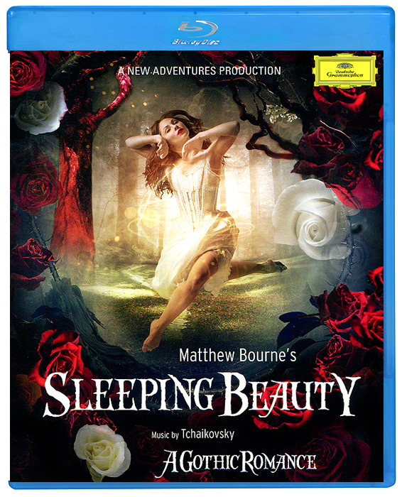 Matthew Bourne's: The Sleeping Beauty (Blu-ray) автомобильный коврик novline nlc 52 10 b00