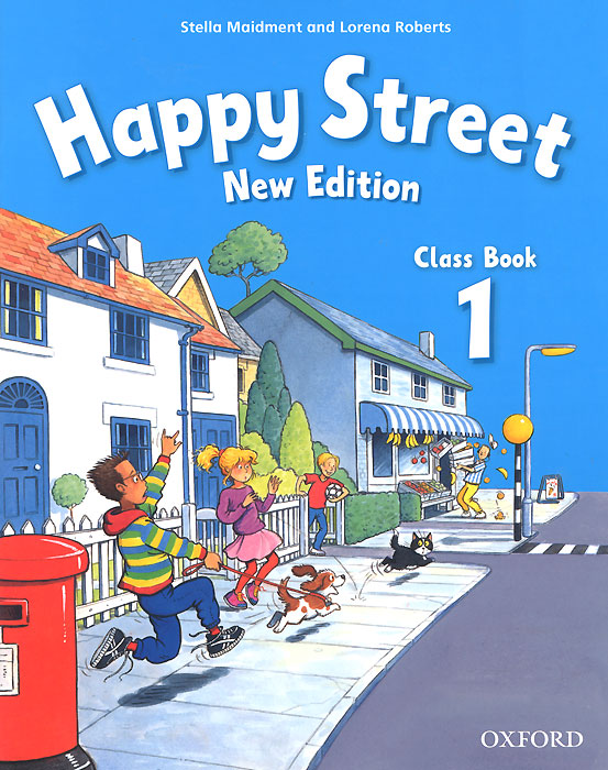 Happy Street 1: Class Book highsmith p found in the street