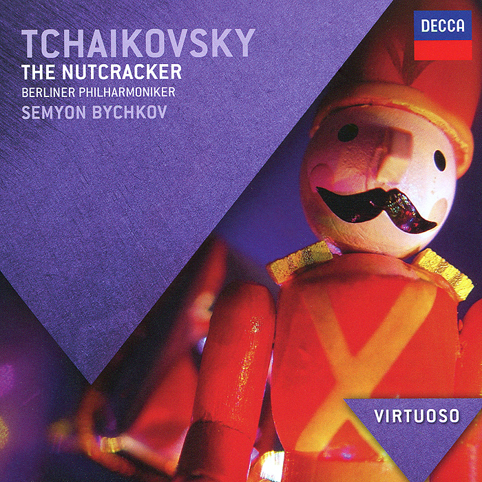 Tchaikovsky. The Nutcracker (2 CD)