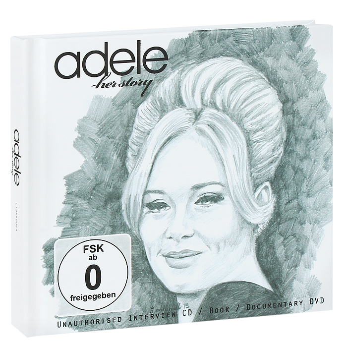 Adele. Her Story (CD + DVD)