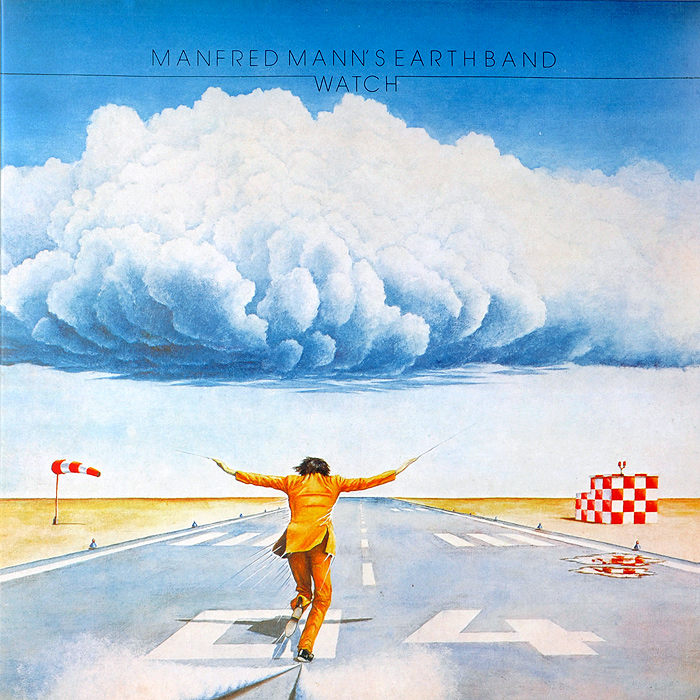 Manfred Mann's Earth Band Manfred Mann's Earth Band. Watch (LP)