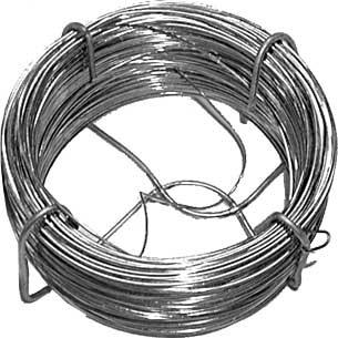 Проволока обвязочная FIT,50 м х 0,9 мм68150Проволока FIT, выполненная из гальванизированного железа, будет отличным помощником в вашем саду. Такой проволокой можно подвязывать растения и многое другое. Характеристики: Материал: гальванизированное железо. Длина проволоки: 50 м. Толщина проволоки: 0,9 мм. Размер упаковки:8 см х 8 см х 5 см. Артикул:68150.