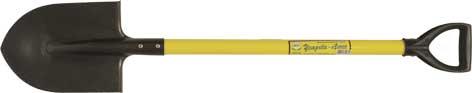 Лопата штыковая Калита, 113 см лопата штыковая из рельсовой стали