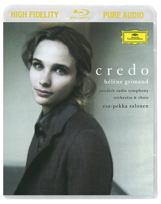 все цены на Элен Гримо,Swedish Radio Choir,Лон Ларсен,Swedish Radio Symphony Orchestra,Эса-Пекка Салонен Helene Grimaud. Corigliano / Beethoven / Part (Blu-Ray Audio)