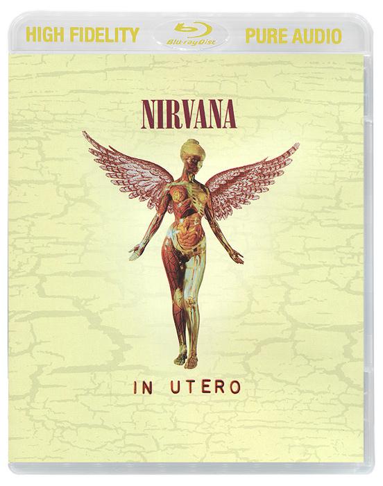 Nirvana Nirvana. In Utero (Blu-Ray Audio)
