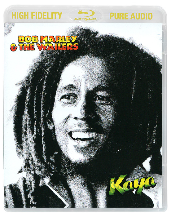 Bob Marley & The Wailers. Kaya (Blu-Ray Audio)